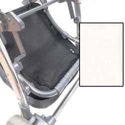 Cubre cesta para chasis Bebecar ip op polipiel crudo