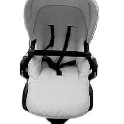 Vestidura silla Corcord Neo en blanco