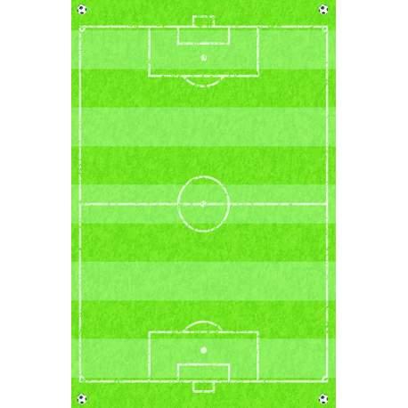 Alfombra de Juego Campo de Futbol