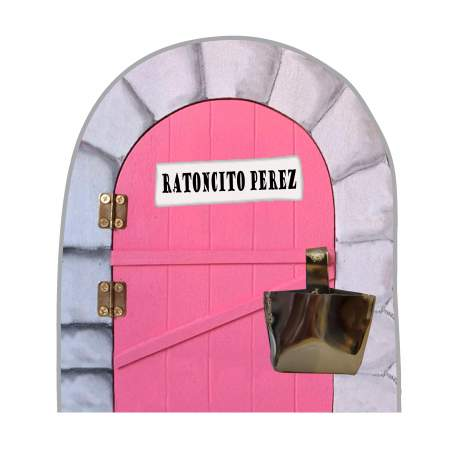 Puerta Sr. Pérez Rosa