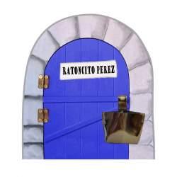 Puerta Sr. Pérez Azul