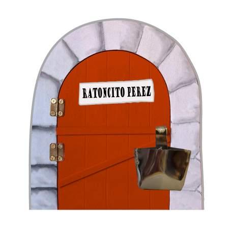 Puerta Sr. Pérez Marrón