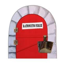 Puerta Sr. Pérez Roja