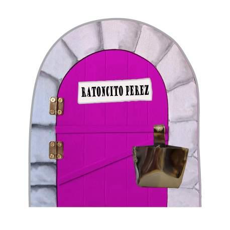 Puerta Sr. Pérez Violeta