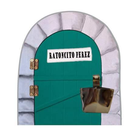 Puerta Sr. Pérez verde
