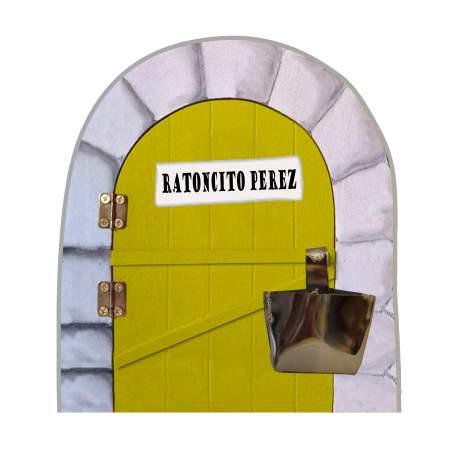 Puerta Sr. Pérez Amarilla