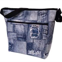 Bolso Polipiel Estampada