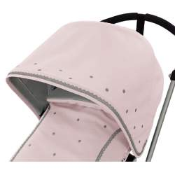 Capota piqué picos rosa ELIGE EL MODELO DE TU CARRO