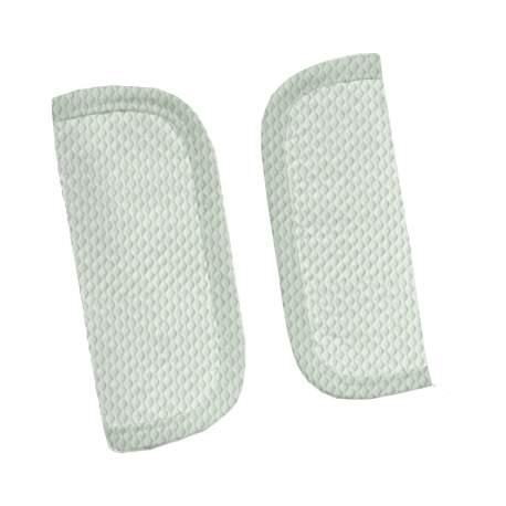 Protectores de arneses en tejido de napoles verde mint