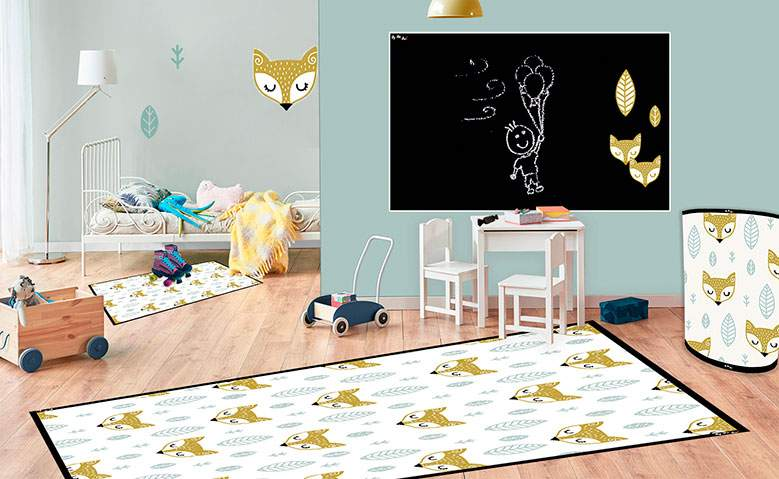 alfombras para habitación